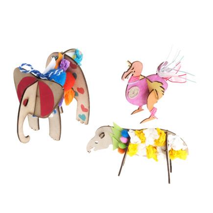 Ecor oyuncaklarımıza renk katıyoruz