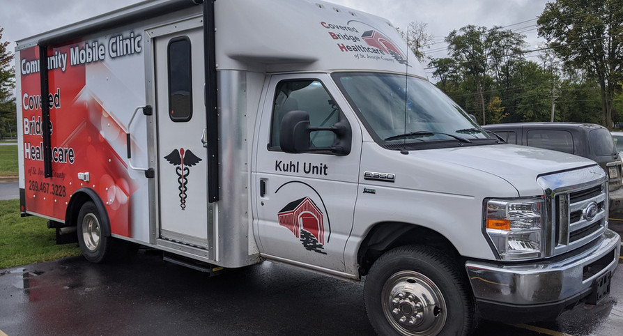 CBH Mobile Health Unit