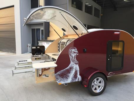 Wild Turkey Promo Vehicle