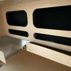 The new Swell interior is about done, an