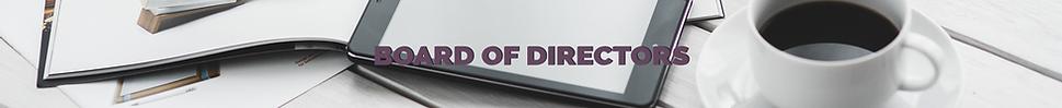 Board of Directo