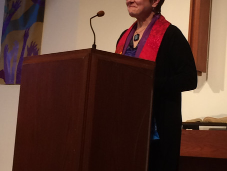 Theda Good Ordained