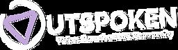 Outspoken logo