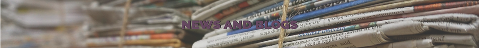 News and Blogs