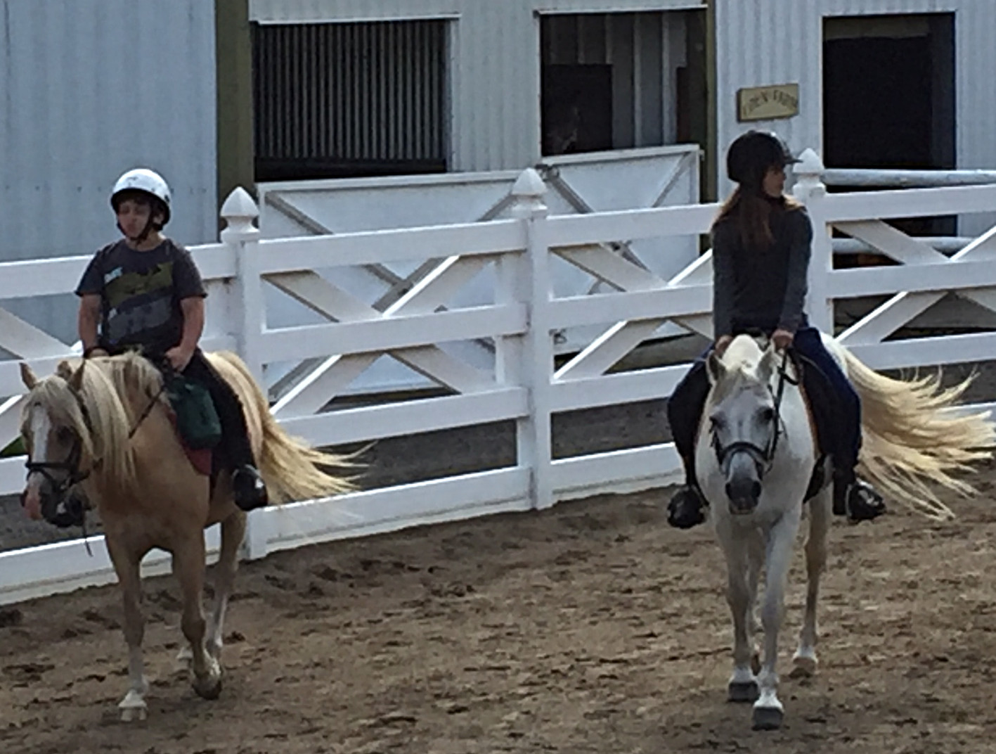 Eden Kids Riding