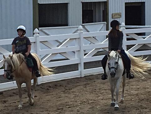Eden Kids Riding