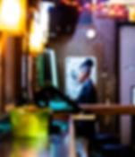 qtpoc at a bar
