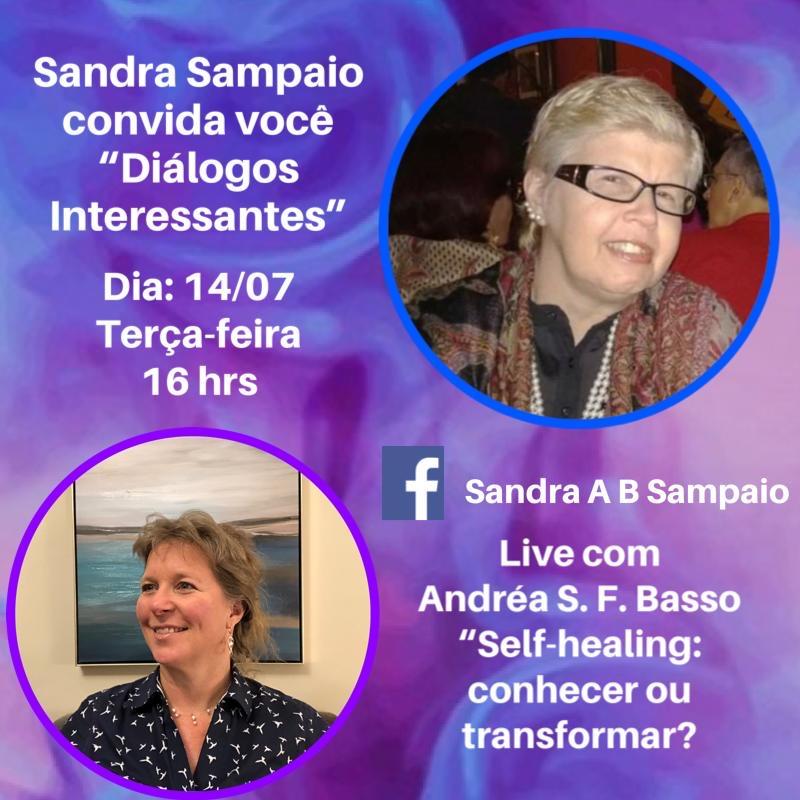LIVE Sula com Sandra Sampaio