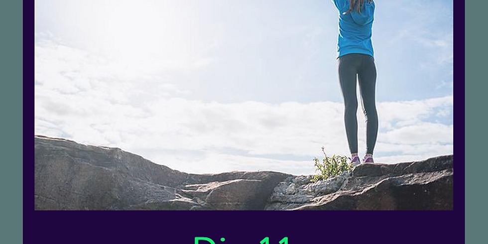 Dia 11 da Série 21 dias: Alcançando o céu!