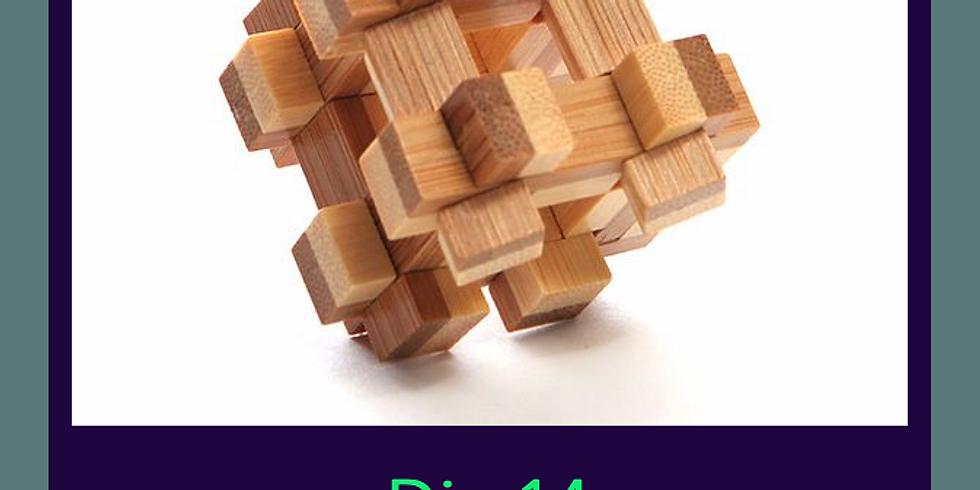 Dia 14 da Série 21 dias: Parece um quebra-cabeça?