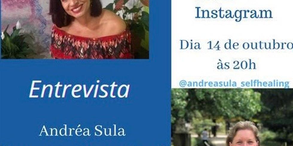LIVE : Minha Coluna, Meu Equilíbrio, com Andréa Sula