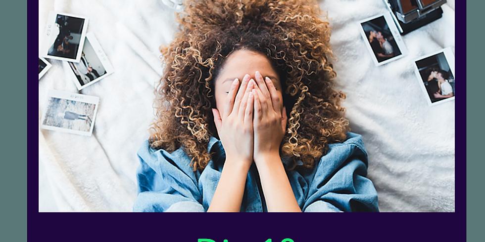 Dia 18 da Série 21 dias: Mas meus Olhos não descansam enquanto eu durmo?
