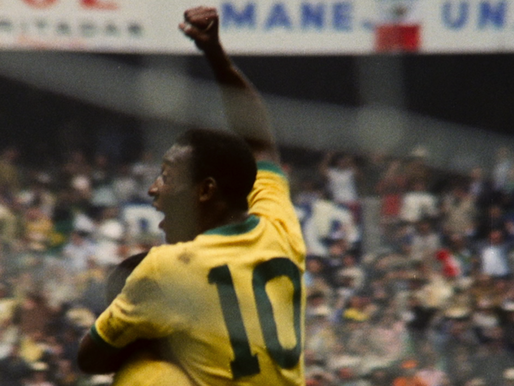 Pitch Productions and Netflix release teaser for PELÉ