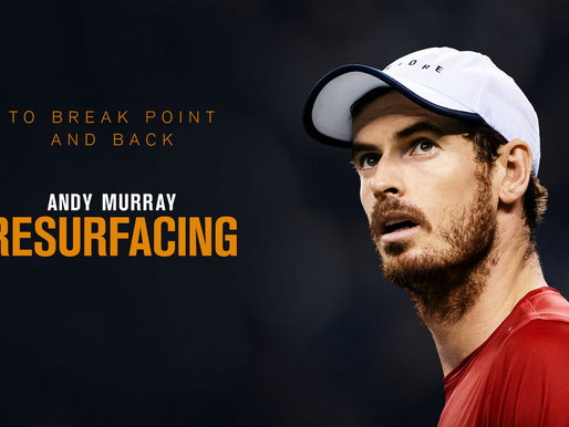 Pitch Productions latest - Andy Murray: Resurfacing