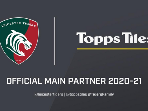 Leicester Tigers and Pitch secure Principal Partner sponsorship ahead of next season