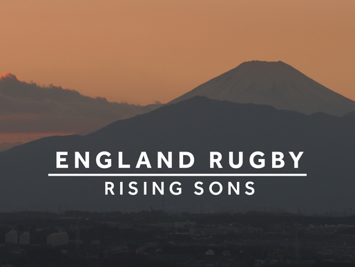 England Rugby: Rising Sons – The Inside Story of the Rugby World Cup