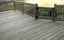Porches, Decks, Patios, Stairs, Contractors