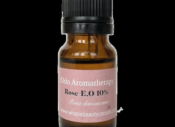 Rose Essential oil 玫瑰精油 10%