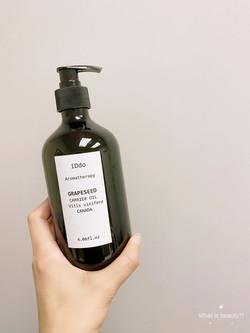 芳療基礎油 Aromatherapy Base Oil