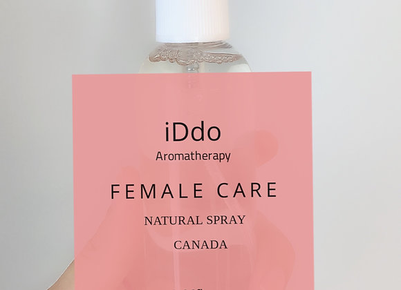 iDdo香氛女性私密護理 FEMALE CARE