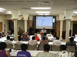 Pastor Chris Teaching at Antioch 2019
