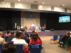 Pastor Chris Speaking for Ashland TCM Gr