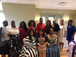 Pastor Chris With Women Awardees Galilee