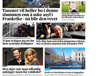 Aftenposten News Headline