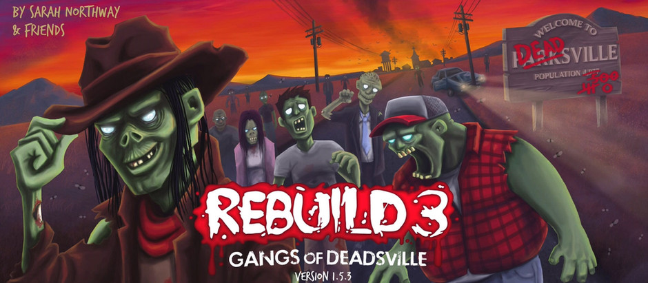 Citybuilding To Die For | Rebuild 3 Review