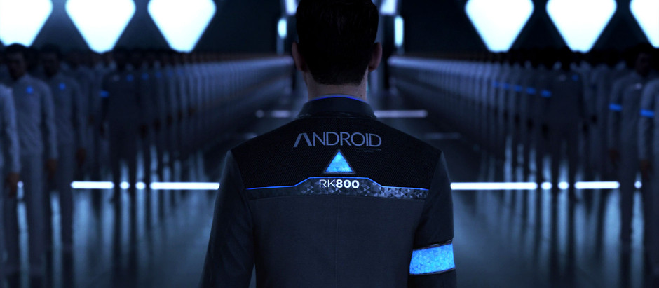 Blurring Lines between Game and Art | Detroit: Become Human Review