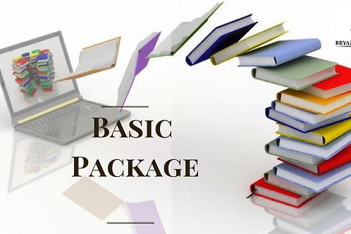 Bryant Enterprises Basic Publishing Package