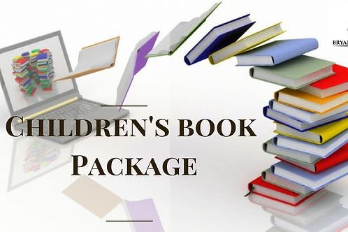 Bryant Enterprises Children's Book Publishing Package
