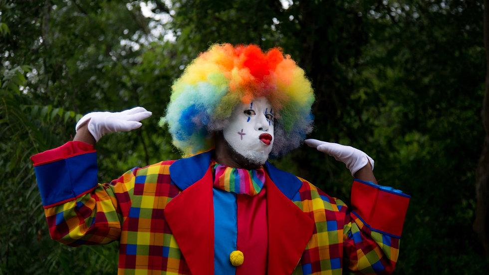 Bozo the H.O.Z.O. the Christian Clown