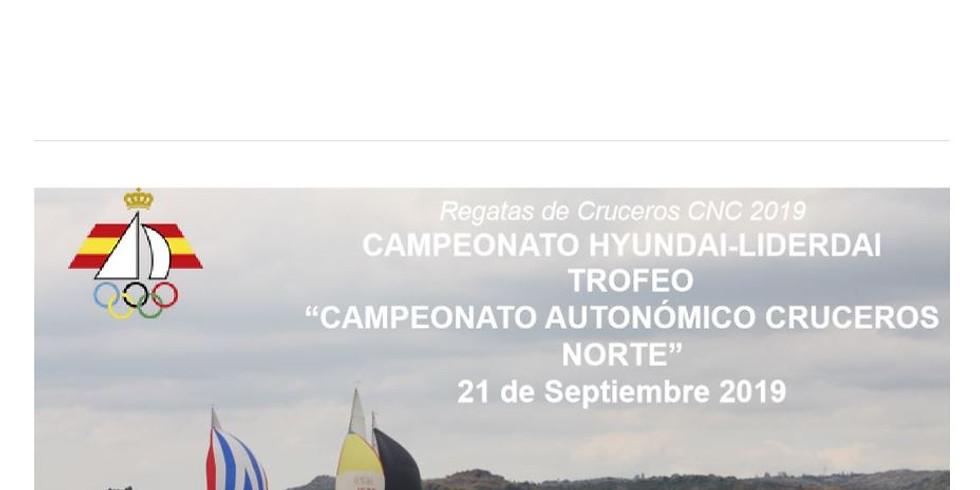 """Trofeo """"Campeonato Autonómico Cruceros Norte"""""""
