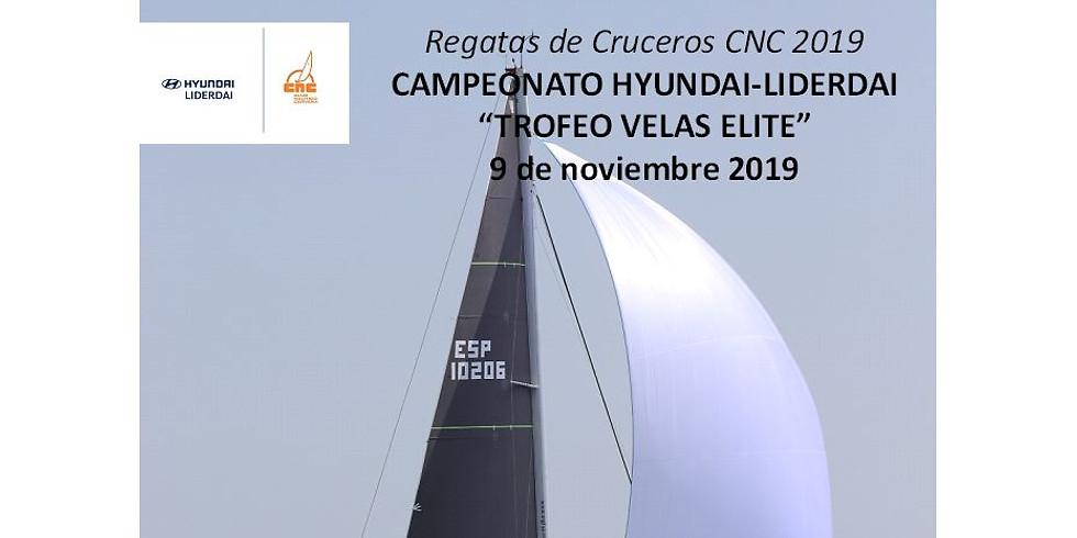 """Trofeo """"Velas Élite"""""""