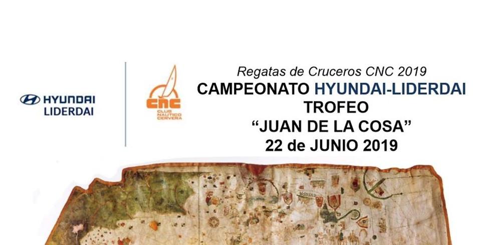 Trofeo Juan de la Cosa