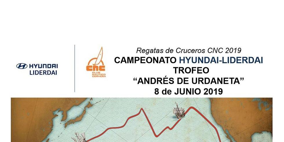 Trofeo Andrés de Urdaneta