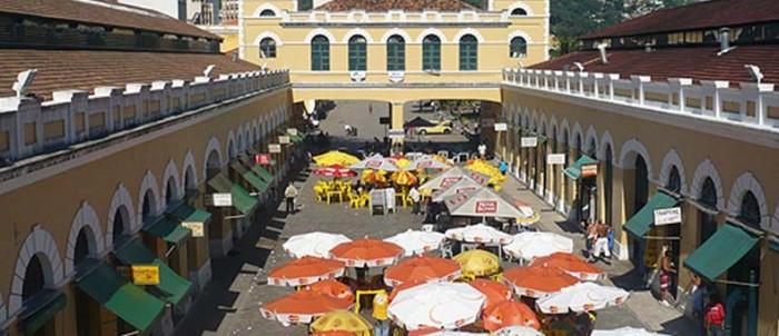Mercado Amarillo, Florianópolis, Brasil