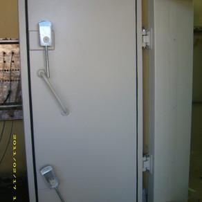 Kurşun Geçirmez Kapı Teknik Özellikleri