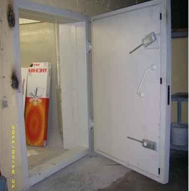 Kurşun Geçirmez Kapı Kullanım Alanları