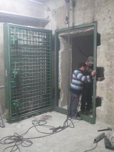 Exproof Patlama Kapıları