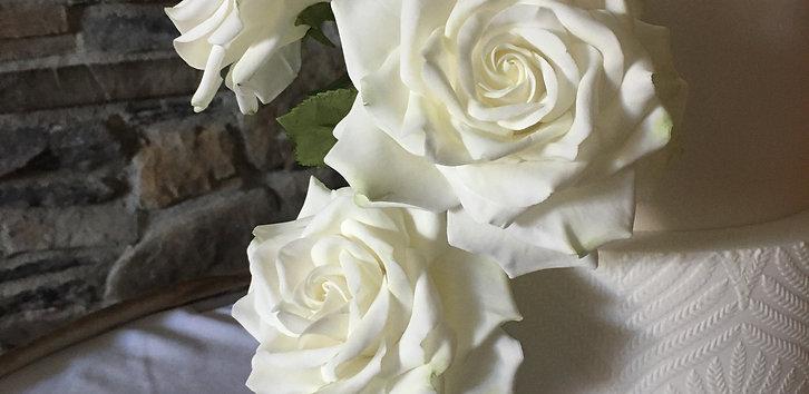 Live Online Avalanche Rose Workshop