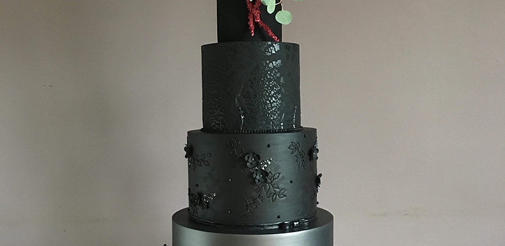 Online Night School 2 - Textures & Sugar Floral Wedding Cake