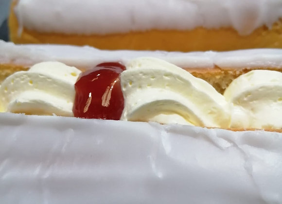Iced Cream Bun