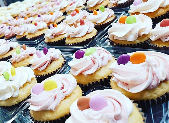 Cupcake x4