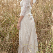 빈티지 엠파이어 드레스