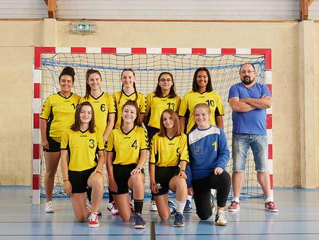 Nos U20 féminines en finale de Coupe