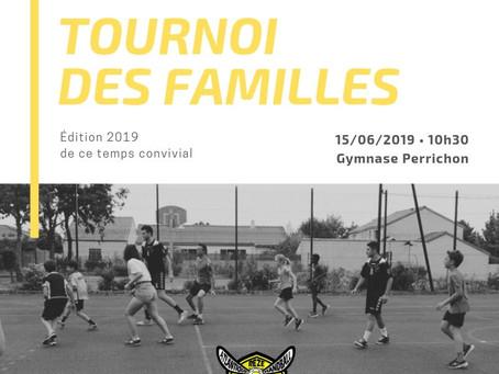 Tournoi des Familles - Édition 2019