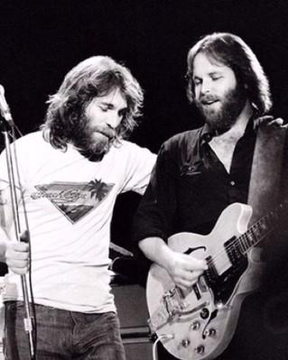 Dennis and Carl Wilson