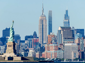 New York, Adrian & The Donald